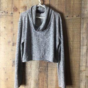 White House Black Market crop sweater
